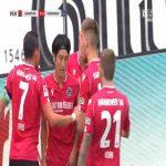 Hannover 1-0 Heidenheim - Marvin Ducksch 30'