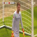 Hannover 2-[1] Heidenheim - Stefan Schimmer 75'