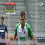 Timo Horn (FC Köln) PK save vs. Augsburg (27')