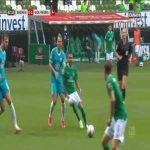 Werder Bremen 0-1 Wolfsburg - Wout Weghorst 82'