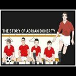 Manchester United's Lost Talent: Adrian Doherty (Video by Tifo Football)