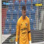 Baník Ostrava 0-1 Slavia Praha - Nicolae Stanciu FK 14'