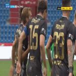 Baník Ostrava [1]-1 Slavia Praha - Jaroslav Svozil 17'