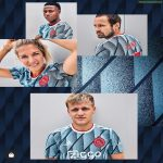 Ajax releases its away kit for 20/21