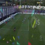Belenenses SAD 1-[1] Vitoria Guimaraes - Joao Carlos Teixeira 39'