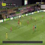Tondela 1-0 Aves - Ronan 11'