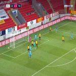Goztepe 0-1 Trabzonspor - Anthony Nwakaeme 16'