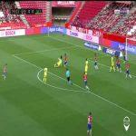 Granada 0-1 Getafe: David Timor goal