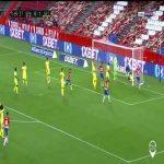 Granada 1-1 Getafe: Carlos Fernández goal