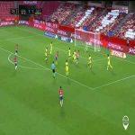 Granada [2]-1 Getafe: Carlos Fernández goal