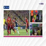 Ozan Tufan (Fenerbahce) straight red card against Kayserispor 12'