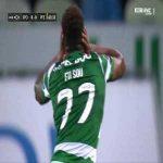 Sporting 1-0 Paços Ferreira - Jovane Cabral free-kick 63'