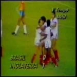 Throwback to when John Barnes scored a Brazilian-esque goal against Brazil (1984)