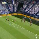 Espanyol 1-0 Alaves - Bernardo Espinosa 45+4'