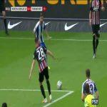 Hertha Berlin 1-[3] Eintracht Frankfurt: N'Dicka