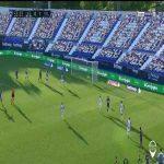 Leganes 0-2 Valladolid: Rubén Alcaraz goal