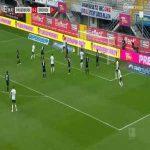 Paderborn 0-3 Werder Bremen - Davy Klaassen 39'
