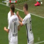 Wolfsburg 2-[2] Freiburg - Roland Sallai 46'