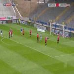 Darmstadt 1-0 Hannover - Serdar Dursun 25'