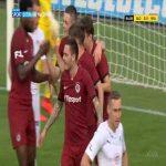 FC Slovácko 0-1 Sparta Praha - Andreas Vindheim 65'