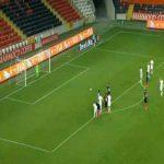 Gaziantep 1-0 Ankaragucu - Alexandru Maxim penalty 25'