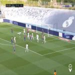 Real Madrid 3-[1] Eibar - Pedro Bigas 60'