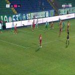 Rizespor 2-0 Galatasaray - Tunay Torun 53'