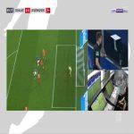 Schalke 1-0 Bayer Leverkusen - Daniel Caligiuri penalty 51' (+ call)