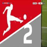 St. Pauli 2-[1] Aue - Soren Gonther 74'