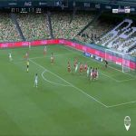 Betis [2]-1 Granada - Cristian Tello 88'