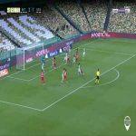 Betis 2-[2] Granada - Roberto Soldado 90'+1'