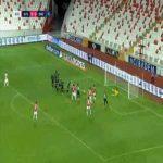 Sivasspor 1-0 Denizlispor - Mustafa Yatabare 45'+2'