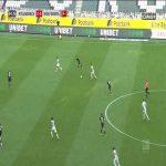 Borussia Mönchengladbach 3-0 Wolfsburg - Lars Stindl 65'