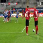 Freiburg 1-0 Hertha Berlin - Vincenzo Grifo FK 61'