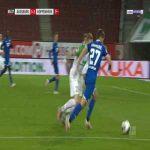 Augsburg 1-[3] Hoffenheim - Ihlas Bebou 89'