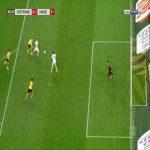 Dortmund 0-2 Mainz - Jean-Philippe Mateta penalty 49'