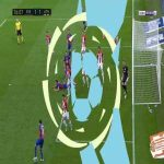 Eibar [2]-1 Athletic Bilbao - Fabian Orellana penalty 78'