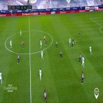Osasuna 0-5 Atlético Madrid - Yannick Carrasco 88'