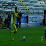 Paços Ferreira [1]-1 Belenenses SAD - Douglas Tanque penalty 48'