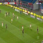 RB Leipzig 2-0 Dusseldorf - Timo Werner 63'
