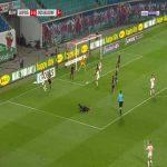 RB Leipzig 2-[1] Dusseldorf - Steven Skrzybski 87'