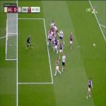 Sheffield United goal not given vs. Aston Villa