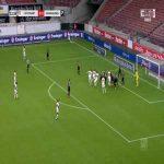Stuttgart 1-0 Sandhausen - Nicolás González 12'