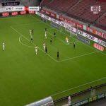 Stuttgart 3-0 Sandhausen - Tim Kister OG 28'