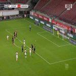 Stuttgart 4-0 Sandhausen - Nicolás González PK 31'