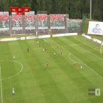 Zagłębie Sosnowiec 0-2 Radomiak Radom - Rafał Makowski 34' (Polish I liga)