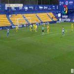 Alcorcon 0-1 Sporting Gijon - Luis Perea Hernandez OG 18'