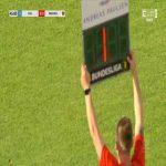 Holstein Kiel 1-0 Dynamo Dresden - Emmanuel Iyoha 45+1'