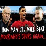 How Manchester United WILL BEAT Mourinho's Spurs...