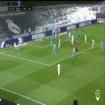 Real Madrid 2-0 Valencia: Marco Asensio goal 73'